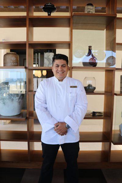 César Vargas, Corporate Chef