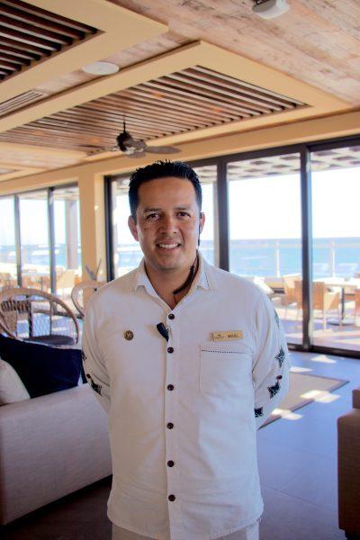 Miguel Vargas, Head Butler
